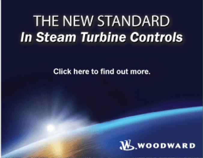 The New Standard In Steam Turbine Control Just Got Better