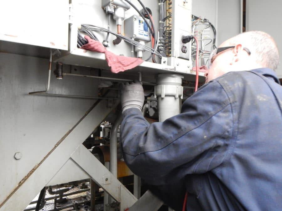 field service on-site repair maintenance