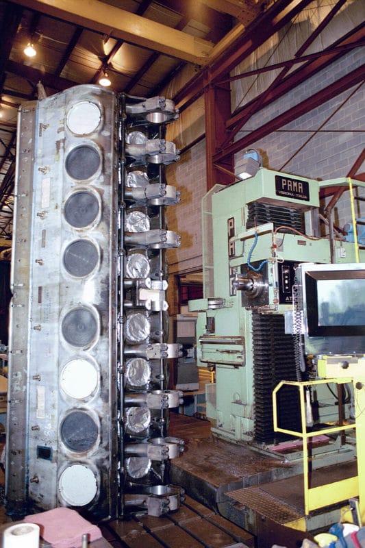 EMD | Engine Overhaul | Custom Engine Repair | Peaker