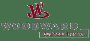 Woodward Partner Logo Peaker Services