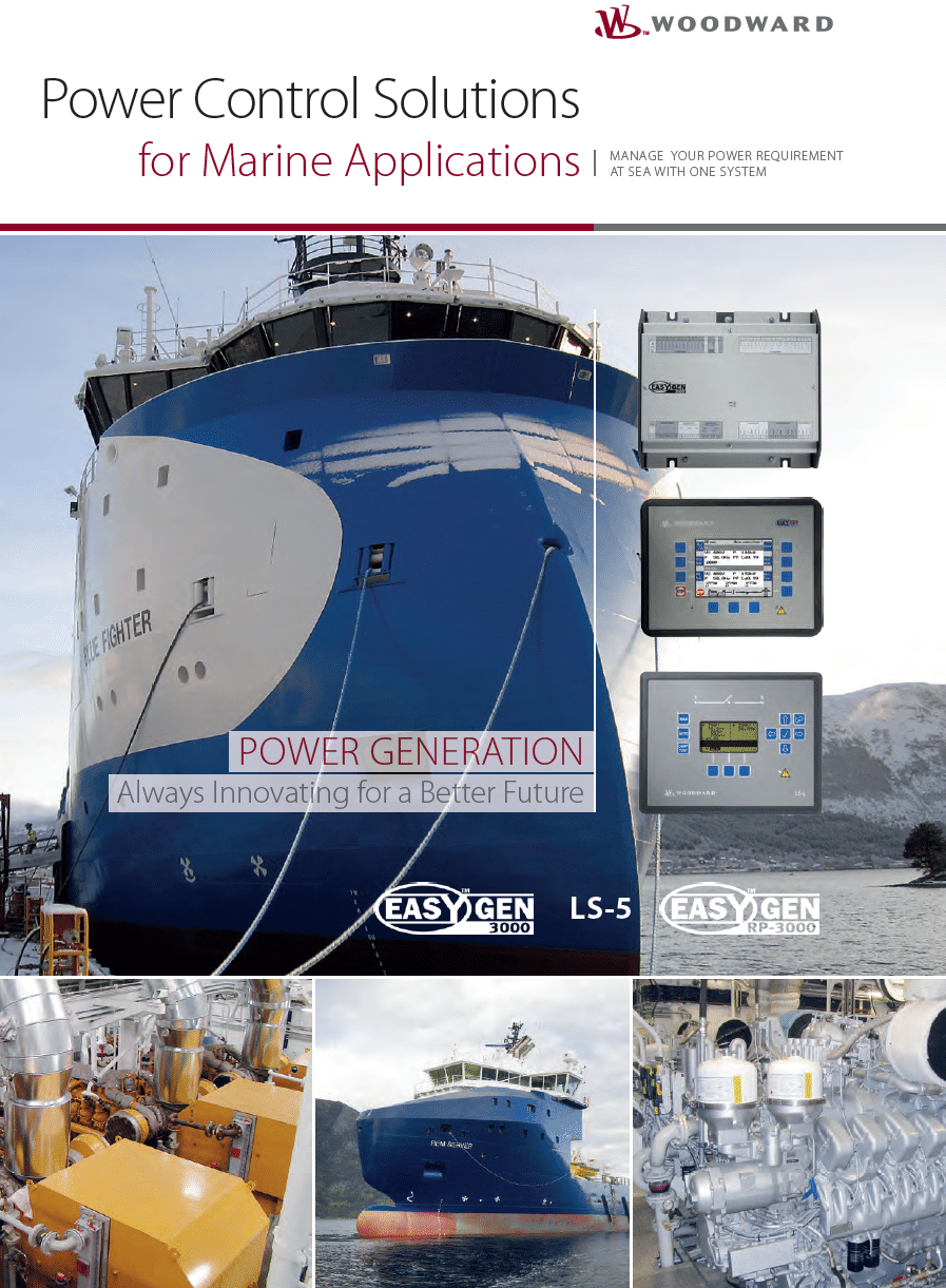 Power Control Brochure Marine