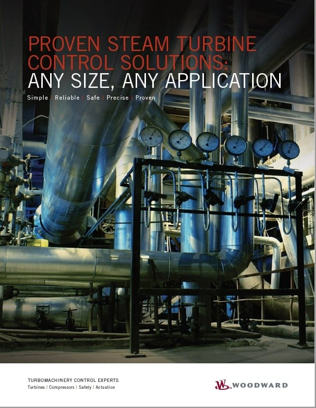 Steam Turbine Control Brochure