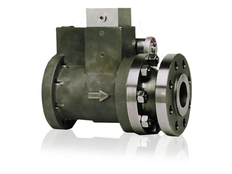 GSOV25HT Gas Turbine Gaseous Shut Off Valve
