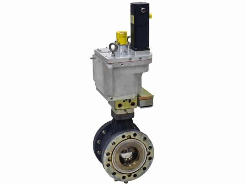 GSx-E Gas Turbine Control Valve