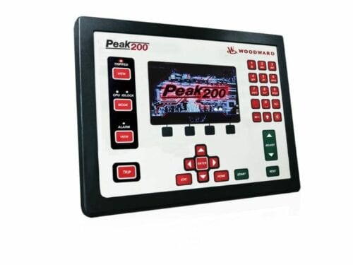 Peak200 Steam Turbine Control for Mechanical Drive Applications