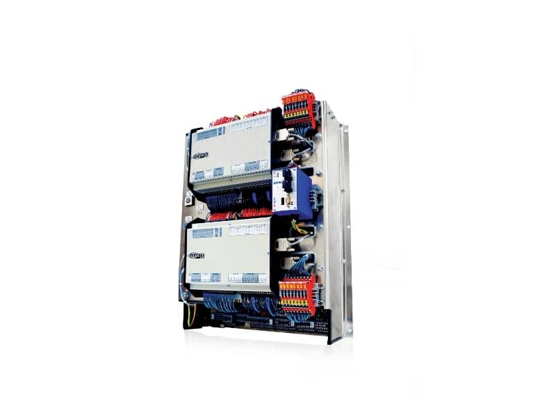 Redundant EasyGen Power Management System